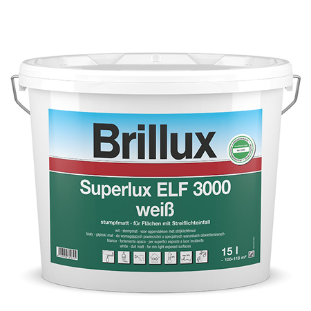 Superlux ELF 3000 weiß